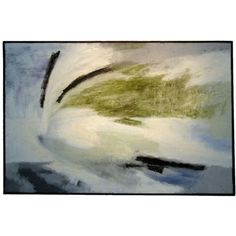 from bklyncontessa :: via Hamptons Antique Galleries II :: mcm abstract painting