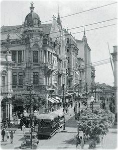 Bondes Rua Chile