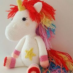 Unicorn or Horse Amigurumi – Choose your one