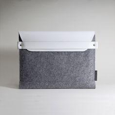 i pad sleeve...gray~