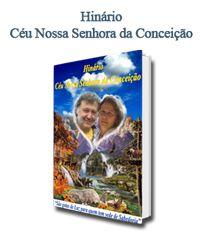 Livro Hinário Céu Nossa Senhora da Conceição