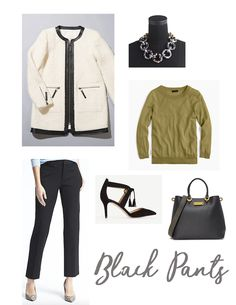 Elements of Style Blog | Fashion Friday: Outfits for the Office That Don't Suck | http://www.elementsofstyleblog.com