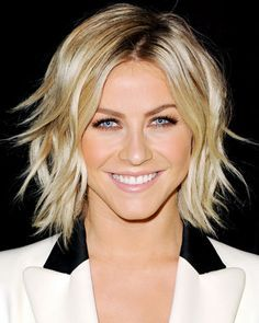 www hair style for hairstyles on julianne hough textured bob and 6589