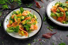 What Is Quinoa, How To Cook Quinoa, Quinoa Salad Recipes, Salad Dressing Recipes, Easy Cooking, Cooking Recipes, Salmon Y Aguacate, Quinoa Benefits, Evening Meals