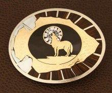Coyote/Arrowhead Buckle