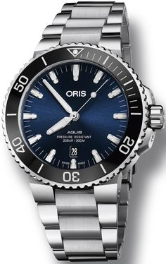 Oris Watch Aquis Date