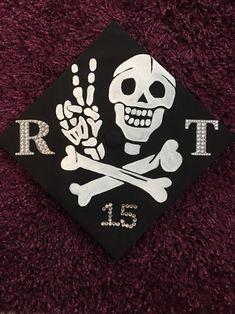 Rad tech graduation cap