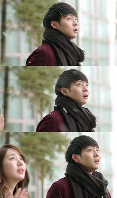 Yoon Eun Hye - Park Yoochun (I Miss You)