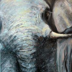 The Majestic Elephant-Art by Ivana Pinaffo