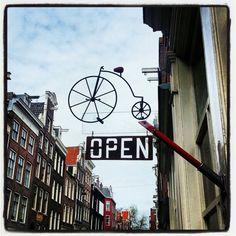 I want a bike store someday