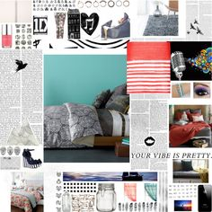 My future bedroom by lornyq on Polyvore