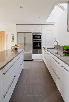 """Neat like modern design due to the ultra modern facility and cooktop which is very simple and useful. Checkout """"30 Modern Kitchen Design Ideas"""" and get inspired.  The post  like modern desig .."""