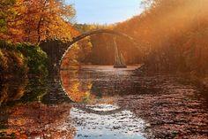 Fairytale bridge by Rericha. Please Like http://fb.me/go4photos and Follow @go4fotos Thank You. :-)