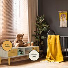 Johnstone's Brand Page Johnstones Paints, Baby Nursery Neutral, Bedroom Colors, Vintage Denim, Home Improvement, Household, Colours, Antiques, Painting