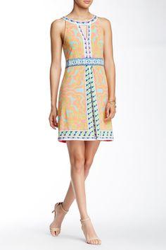 Sleeveless Keyhole Dress by Hale Bob on @nordstrom_rack