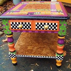 LOVE furniture like this.  I'm just meant to have about four different houses I think.
