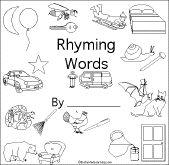 Rhyming activities