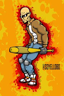 soyellobo: Character designs / Diseño de personajes 01    Diseños de Personajes / Character Design  Designs made with traditional technique: pencil + paper  and then digitized and colored with Adobe Photoshop and Illustrator.    Diseños realizados con técnica tradicional: lápiz + papel  y luego digitalizados y coloreados con Adobe Photoshop e Illustrator.