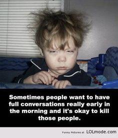 Bahahaha!!! Amen to that.