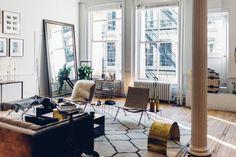 Kuvittele asunto, joka on pettämättömällä tyylillä sisustettu aina keittiön kalusteista kylpyhuoneen purkkisommitelmiin.