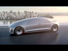 Mercedes-Benz: Mercedes-Benz TV: The F 015 Luxury in Motion Future City