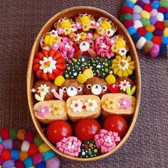 Must-Try Japanese Dishes Kawaii Cooking, Bento Kids, Cute Lunch Boxes, Japanese Food Art, Kawaii Bento, Cute Food Art, Bento Recipes, Kids Menu, Aesthetic Food