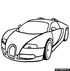 bugatti veyron coloring page free bugatti veyron