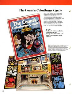 The Colorforms Year 1977
