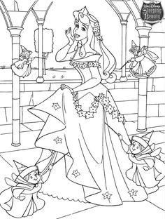 La Belle au Bois Dormant de Disney