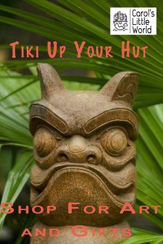 Sculpture Art, Sculptures, Port Isabel, Tiki Lounge, Texture Drawing, Tiki Tiki, Tiki Room, Totem Poles, Illusion Art