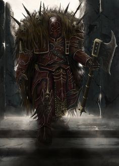 Blood for the Blood God!