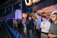 Tour of the Amway Center at the 2013 Budweiser Gala
