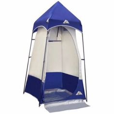 Portable Camping Shower Camp Shelter Toilet Bathroom Changing Tent Travel Canopy #ozark