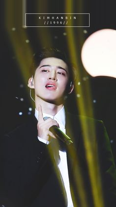 Why do you do that with your tongue? You could kill us, Hanbinnie Cr: makebyme