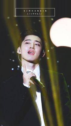 Why do you do that with your tongue? You could kill us, Hanbinnie Cr: makebyme Kim Hanbin Ikon, Winner Ikon, Ikon Member, Yg Artist, Ikon Wallpaper, Hip Hop And R&b, Boy Pictures, Flower Boys, Yg Entertainment