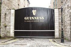 Guinness Factory tour in Dublin Ireland