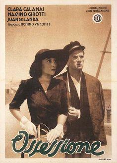 Visconti's Ossessione (Obsession, 1943)
