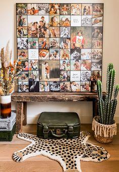 Photo Wall, Dream Wedding, Sweet Home, Living Room, Interior Design, Cool Stuff, Wallpaper, Organizing, Communication
