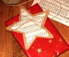 Creative Christmas Gift Wrapping Idea