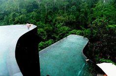 Ubud Hanging Infinity Pools In Bali