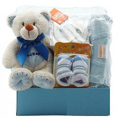 My First Bear Baby Gift Basket & Hampers Online