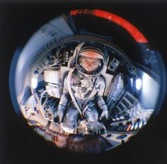 """""""An astronaut's life is one of preparation and simulation, and training, and support from the ground, and anticipation, visualization, and very, very seldom - almost never - is an astronaut's life about flying in space."""" -- Chris Hadfield"""