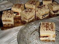 Fincsi receptek: Krémes sütik Tiramisu, Banana Bread, Paleo, Food And Drink, Ethnic Recipes, Sweet, God, France, Romanian Recipes