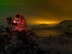 Aurora Boreal na Califórnia e Aurora Austral na Patagônia poderão ocorrer hoje…