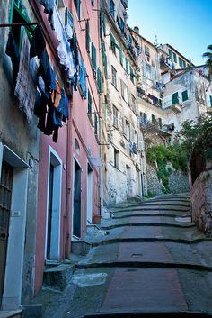 Ventimiglia by ClydeHouse, via Flickr