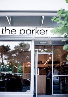 the parker vegetarian restaurant vancouver