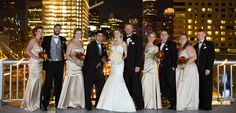 Melissa & Timothy | The Seaport Hotel | Nikki Cole Photography | Flowers by Blooms of Hope
