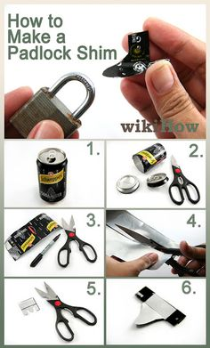 10 Ways To Use An Aluminum Can In A Survival Situation