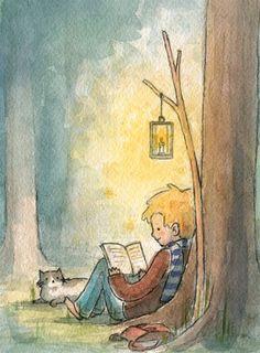 47 New ideas for cats art illustration reading Art And Illustration, I Love Books, Good Books, My Books, Book Drawing, Cat Drawing, Reading Art, World Of Books, Book Nerd