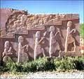 PEOPLES OF THE PERSIAN DYNASTY, Persepolis.